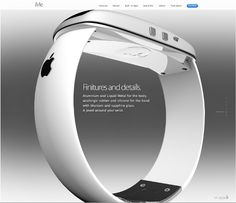 iMe concept smartwatch Apple