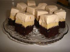 Apasati aici pentru a vedea imaginea completa Romanian Desserts, Romanian Food, Sweets Recipes, Cake Recipes, Delicious Desserts, Yummy Food, Little Chef, Pastry Cake, Dessert Drinks