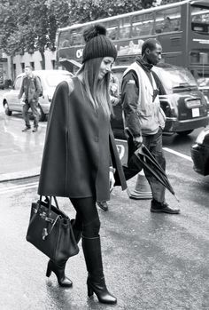 Classic in Black #allblack #birkinbag