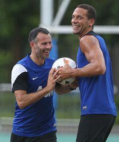 Match coronó World Stars-Rio Ferdinand-star-jugador