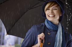 Tyylikkäänä sadepäivään - lue vinkit pukeutumiseen sateisen päivän varalle
