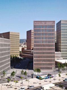 Ciutat de la Justícia - BARCELONA
