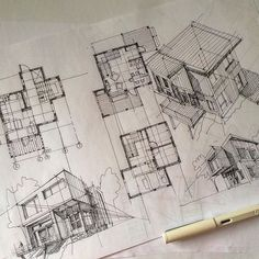 Shop drawings aren't produced by architects. In many instances, a flat elevation drawing isn't enough to have an appropriate feel of the undertaking. ...