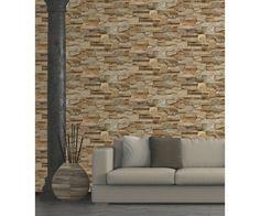 Ταπετσαρία Τοίχου Σχέδιο Πέτρα Roll In Stones J184-27