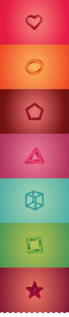 https://www.behance.net/gallery/15233779/The-Impossible-Shapes