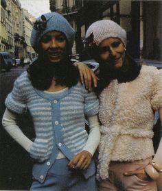 1972 - Sonia Rykiel ensemble