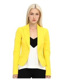 DSQUARED2 Betty Jacket Yellow - 6pm.com