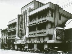 Ideal Theater Architect: Pablo Antonio Location: Rizal Ave., Manila Construction: 1933