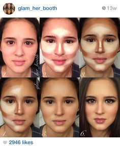 Makeup contouring is the modern day equivalent to witchcraft. I will never be able to figure it out.