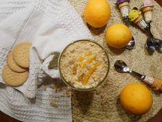 Na cozinha com a Filipa: Creme de laranja