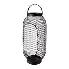 TOPPIG Lanterne pour bougie bloc  - IKEA