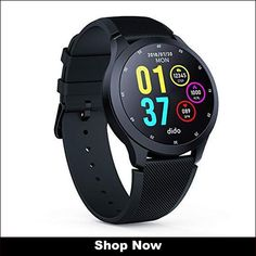 Smart Watch - Bluetooth Smart Bracelet Fitness Tracker with Heart Rate Activity Tracking Sleep Monitoring Waterproof Anti-Theft Long Battery Life and Compatible with and Android - Kokania - Best Online Store Best Smart Watches, Stylish Watches, Cool Watches, Watches For Men, Bluetooth, Smartwatch, Fitness Watches For Women, Swiss Army Watches, Track Workout