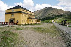 Schronisko Górskie Dom Sląski w Karkonoszach - Zaprasza na narty w Karkonosze