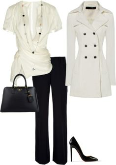 """Scandal: Olivia Pope Inspired outfit"" by esmalls on Polyvore"