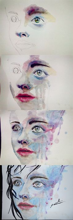 Water_colour_Art By Miaw