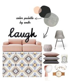 Designer Clothes, Shoes & Bags for Women Muuto, Lyon, Decoration, Collages, Polyvore, Stuff To Buy, Color, Home Decor, Women