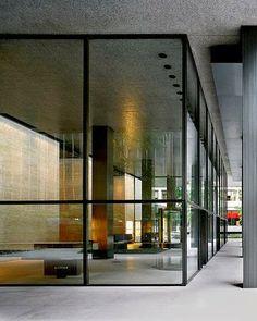 Seagram Building, Mies Van Der Rohe