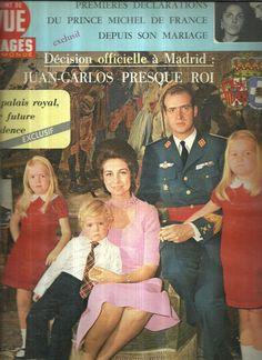 Point de vue N ° 1200 de Madrid, Juan Carlos Presque roi, le prince Michel de France fr.picclick.com