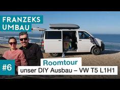 Vw T5, California Beach Camping, Transporter, Van, Trucks, Camper Ideas, Youtube, Rv, Adventure