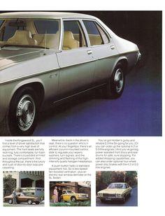 Holden HZ Kingswood SL Brochure Page 3