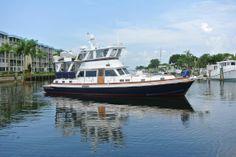 1976 Gulfstar Custom 53/60 MKII Trawler Power Boat My dreamboat