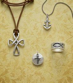 Symbols of Faith from James Avery Jewelry