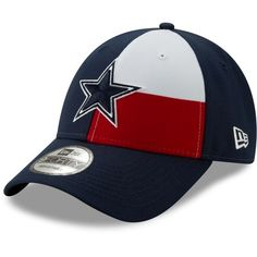 sale retailer 53d87 6b791 Dallas Cowboys New Era Youth 2019 NFL Draft Spotlight 9FORTY Adjustable Hat  – Navy Cowboys Cap