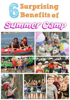 Six Surprising Benefits of Summer Camp