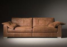 Eldorado bankstel   L'ancora leren banken   Miltonhouse Voordelig meubelshoppen