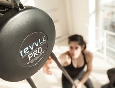 The revvll PRO is a whole new way of training with a rope.