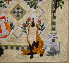 Sauder Village Quilt Show: Part One... | Quilts-Appliquéd ... : sauder village quilt show - Adamdwight.com