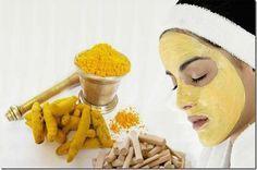 La cúrcuma es uno de los más especias curativas en el mundo, y es por eso que en la India se le llama oro amarillo. Nosotros ahora presentamos un peeling que limpia profundamente la piel, elimina las células muertas y otras impurezas en la superficie de la cara, previene espinillas y estimula la cir