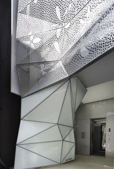 """By employing a """"double skin"""" comprised of glass and perforated aluminum, that's how. Japanese architect Yoshihiro Amano did just that, with ..."""
