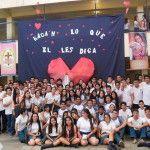 El Colegio Guadalupe celebra a la Reina del Valle
