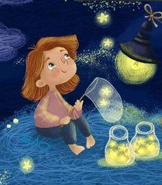 I Like It the Star 🌟, so many many stars ⭐😍 Illustration Art Dessin, Character Illustration, Disney Drawings, Cute Drawings, Cute Images, Cute Cartoon Wallpapers, Cute Art, Book Art, Fantasy Art