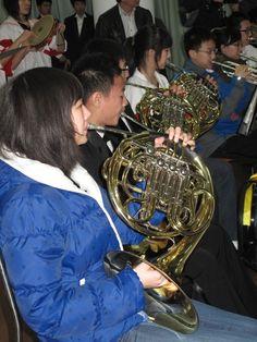 Rehearsal in Shanghai, 2010 French Horn, Shanghai, Competition, Music, Life, Musica, Musik, Muziek, Music Activities