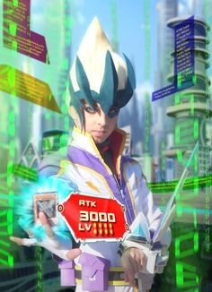 Kaito The Numbers Hunter by YUGIOHPASSIONCOSPLAY.deviantart.com on @deviantART