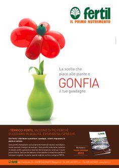 FERTIL - pagina pubblicitaria