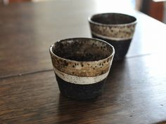 beautiful beautiful cups by Chika Kanbe