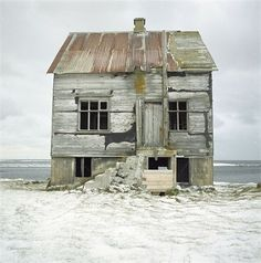 I would have loved you #abandoned #beach house