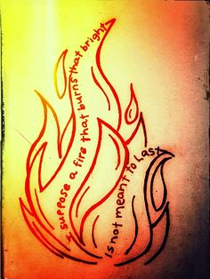 """ALLEGIANT <3    """"A fire that burns that bright is not meant to last."""""""