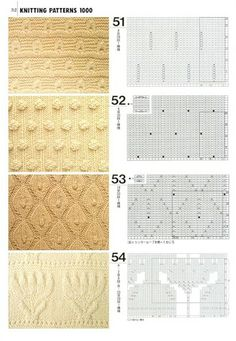 Great: link shows all sides of the 1000 patterns book (japanese)