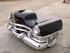 51 Chevy desk