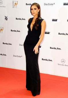 Victoria Beckham from 2013 Bambi Awards <3