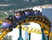 Thrill Rides: Six Flags Fiesta Texas - can you take the tork?
