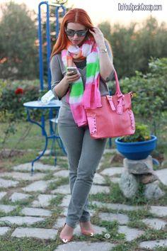 Color(block) me gray 3- outfit - DoYouSpeakGossip.com