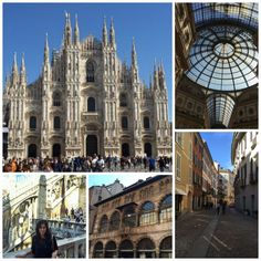 Milan, Italy in one day highlights. What to eat, where to stay, things to do.