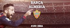 Tickets FCB - Almería #FCBarcelona #Tickets #CampNou #Game #Match