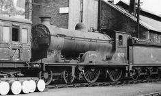 BR 62425 Ellangowan Class D30