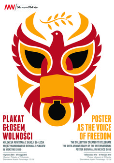 Poster as the voice of freedom  #freedom #mask #Mexicoposter #design #Mexicomask #poster #minimalposter #dove